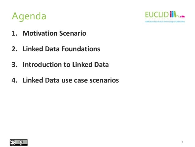 Usage of Linked Data: Introduction and Application Scenarios Slide 2