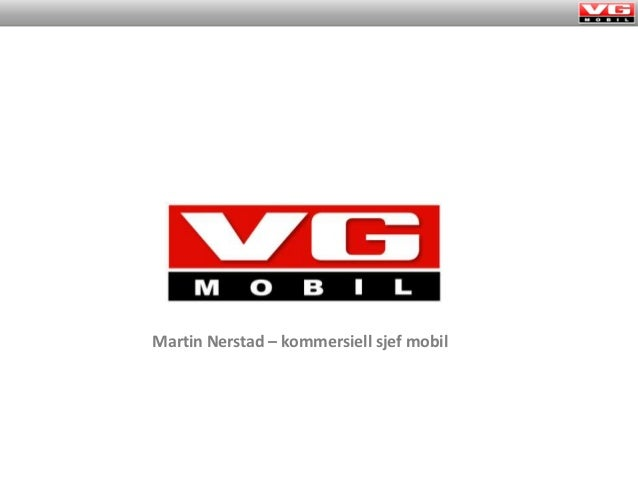 Martin Nerstad – kommersiell sjef mobil
