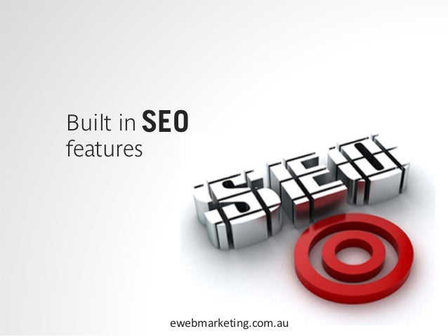Custom headings,titles and meta data                 ewebmarketing.com.au
