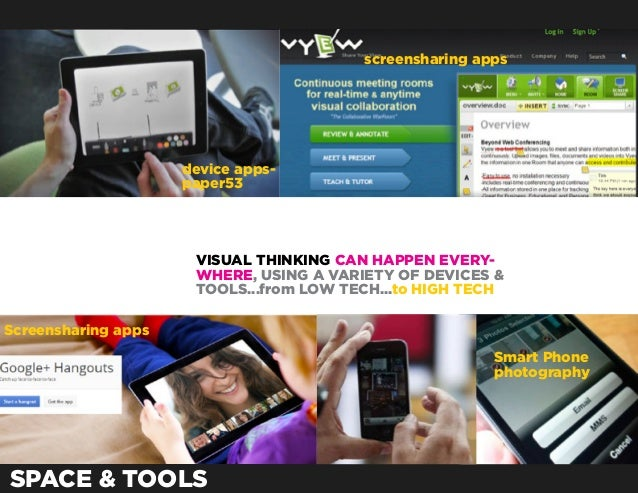 screensharing apps                     device apps-                     paper53                      VISUAL THINKING CAN H...