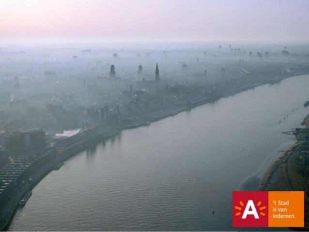 Antwerpen, duurzame stad voor iedereenVan klimaatbeleid    -   Tegen 2020 …    -   Tegen 2050 klimaatneutraalNaar transiti...