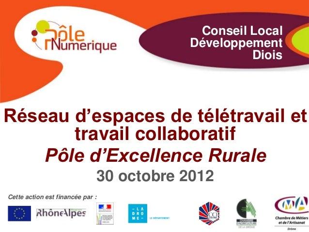 Conseil Local                                             Développement                                                   ...