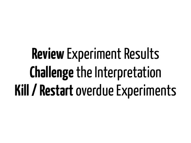 EXPERIMENT REPORT                              Title: [TITLE]                                  Author: [NAME]             ...