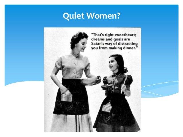 20121118 quiet women