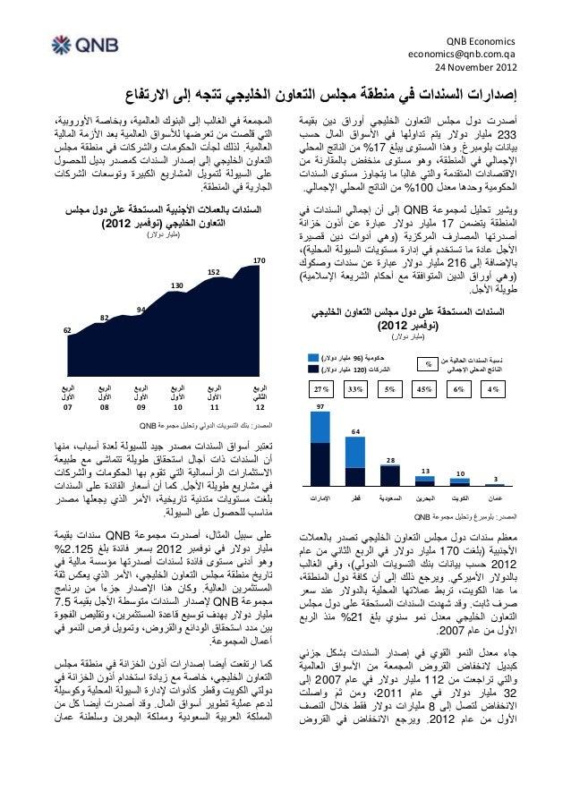 QNB Economics                                                                   economics@qnb.com.qa                      ...