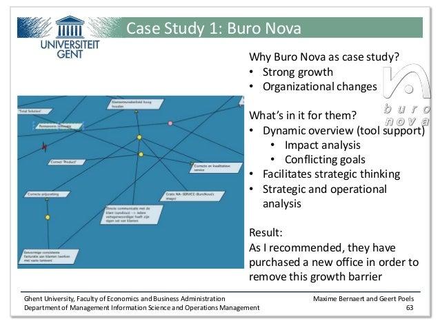Case Study ...