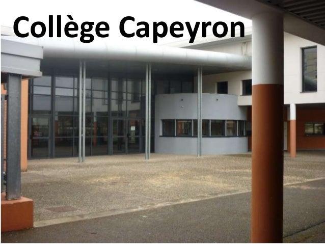 Collège Capeyron