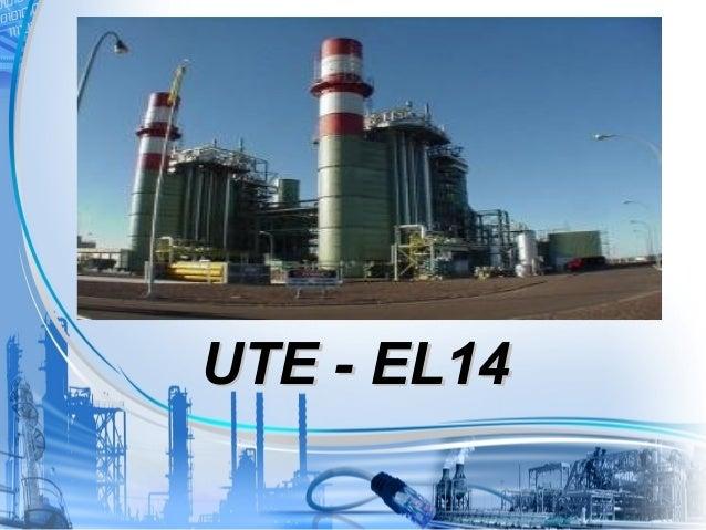 UTE - EL14
