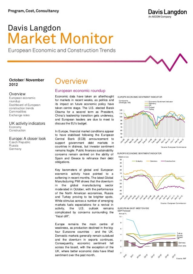 October/ November2012                         Overview                         European economic roundupOverview          ...