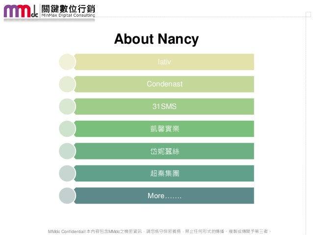 About Nancy                              lativ                           Condenast                             31SMS      ...