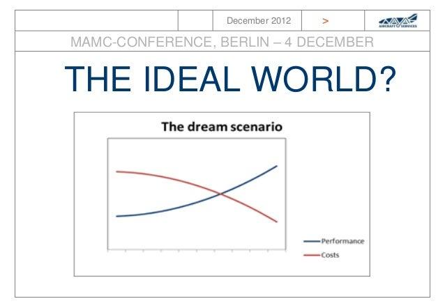 December 2012   >MAMC-CONFERENCE, BERLIN – 4 DECEMBERTHE IDEAL WORLD?