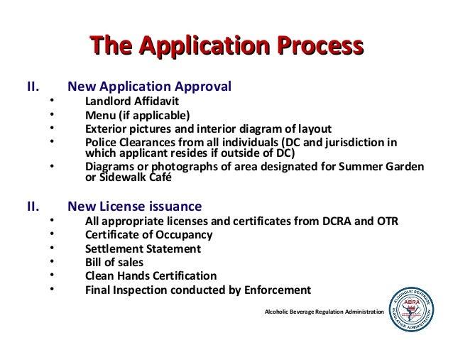 ABRA | Registration & Licensing