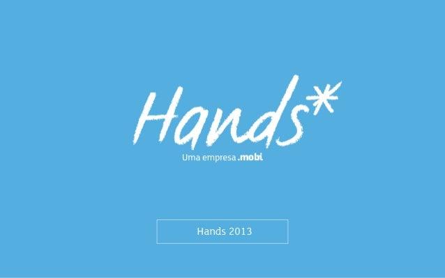 Hands 2013