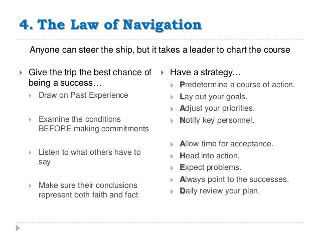 the 21 irrefutable laws of leadership military bralicious co