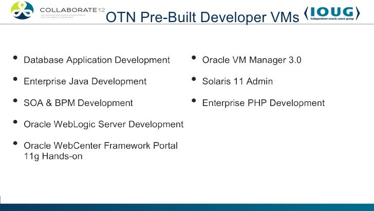 Learning Oracle with Oracle VM VirtualBox