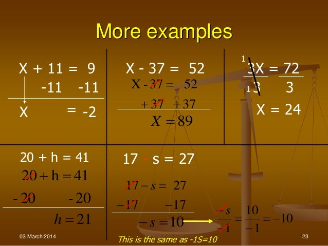 Modeling and Solving Two-Step Equations through explorelearning ...