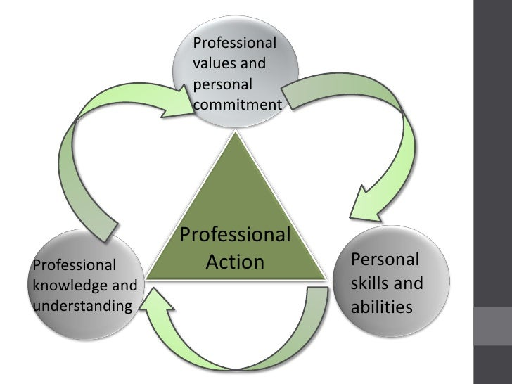 Professional                 values and                 personal                 commitment                ProfessionalPro...