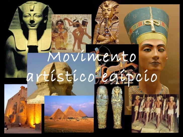 Movimentoartístico egípcio