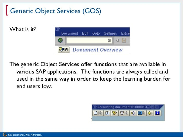 Document Imaging and the SAP Content Server 101