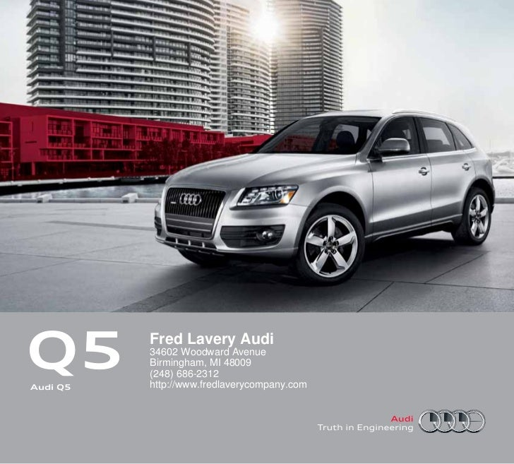 2012 audi q5 for sale mi audi dealer near detroit. Black Bedroom Furniture Sets. Home Design Ideas