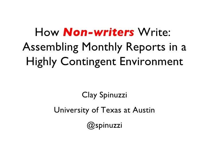 2012 austin stc   how non-writers write