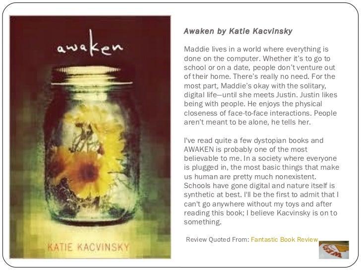 Pdf kacvinsky awaken katie
