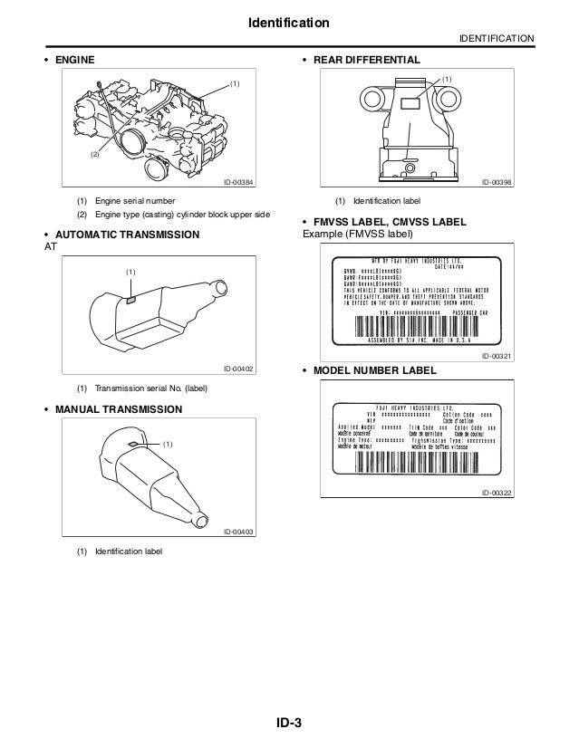 2012 BRZ service manual overview
