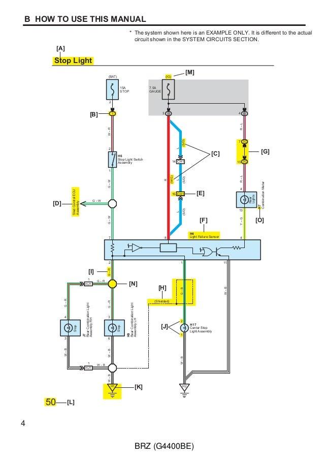subaru brz wiring diagram 2013 subaru brz fuse diagram