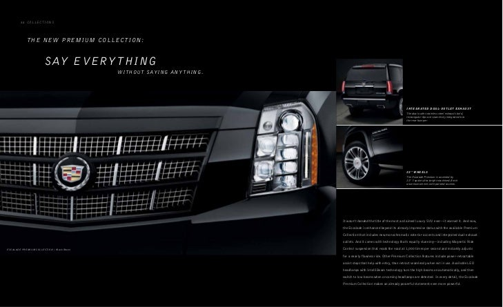 suv photos exterior icon sale mm luxury cadillac gal for escalade