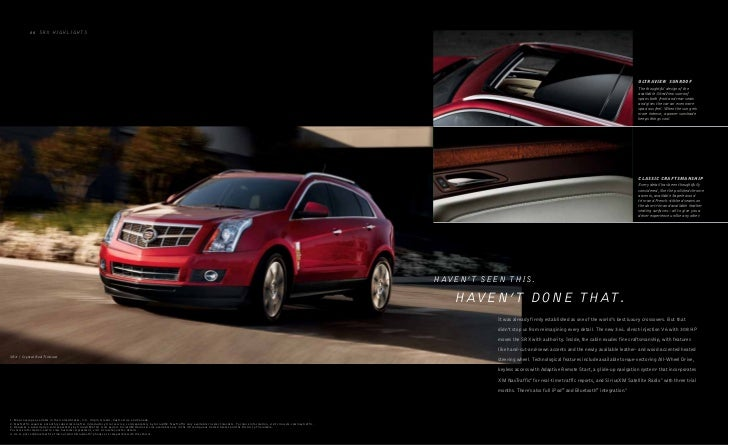 Cadillac SRX For Sale NJ Cadillac Dealer New Jersey - Cadillac dealer in nj