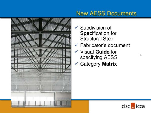 AESS: Factors of influence• Distance. Visibility.      • Interior or exterior• Connections mostly        SPEC             ...