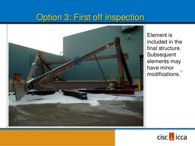 """Option 3: Approved first off inspection assemblyOne of the""""wishbones"""" is thefull scale first offinspected assembly.Can you..."""