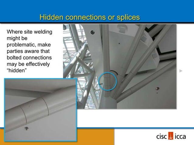 Hidden connections or splicesThis hiddenconnection mustalso beweatherproof