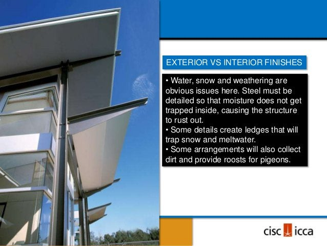 Intumescent coatings• Acrylic  Commercial/architectural applications, mostly interior,  field applied   – water based     ...