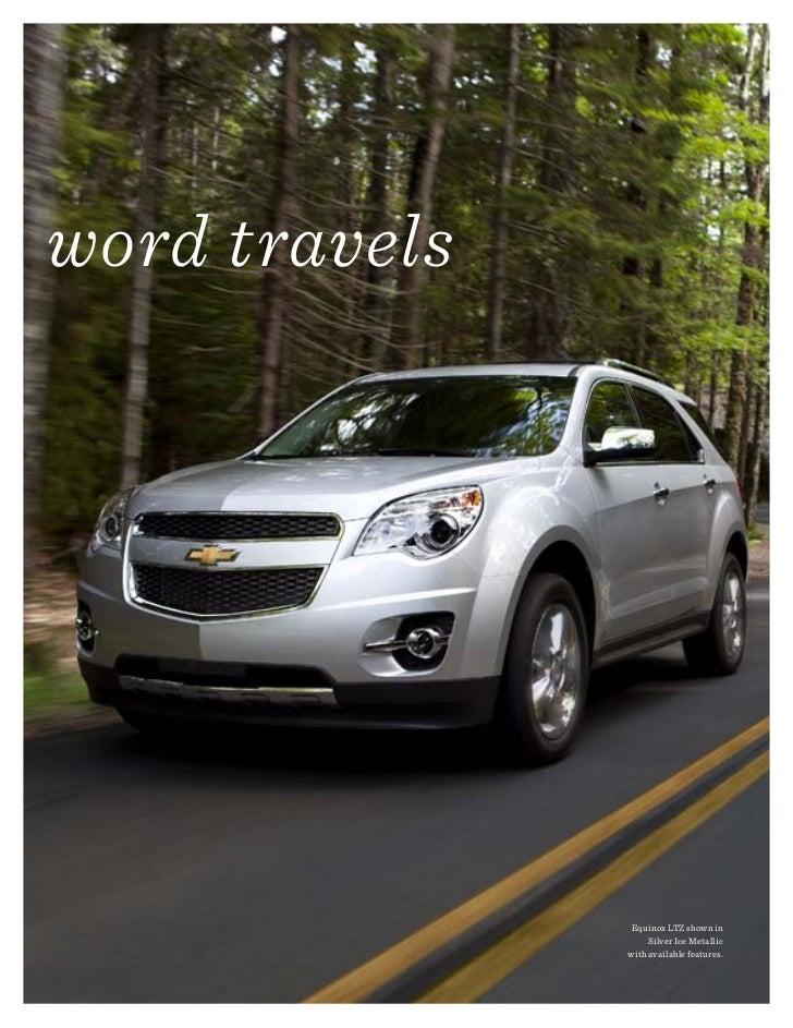 2012 Chevrolet Equinox For Sale FL