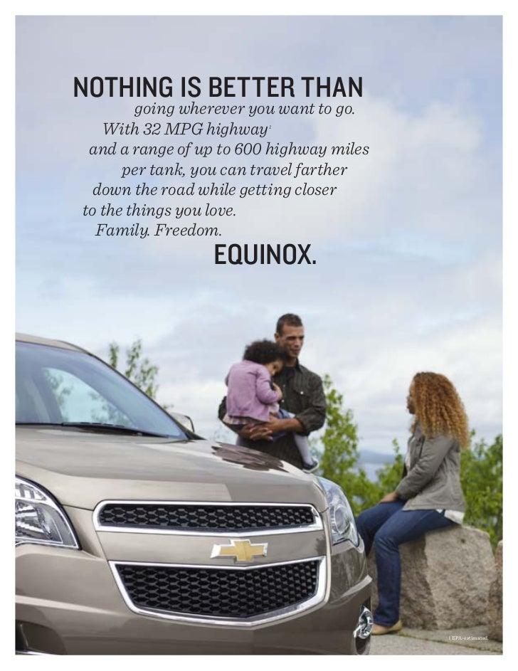 2012 Chevrolet Equinox For Sale MI | Chevrolet Dealer Upper Michigan Slide 2
