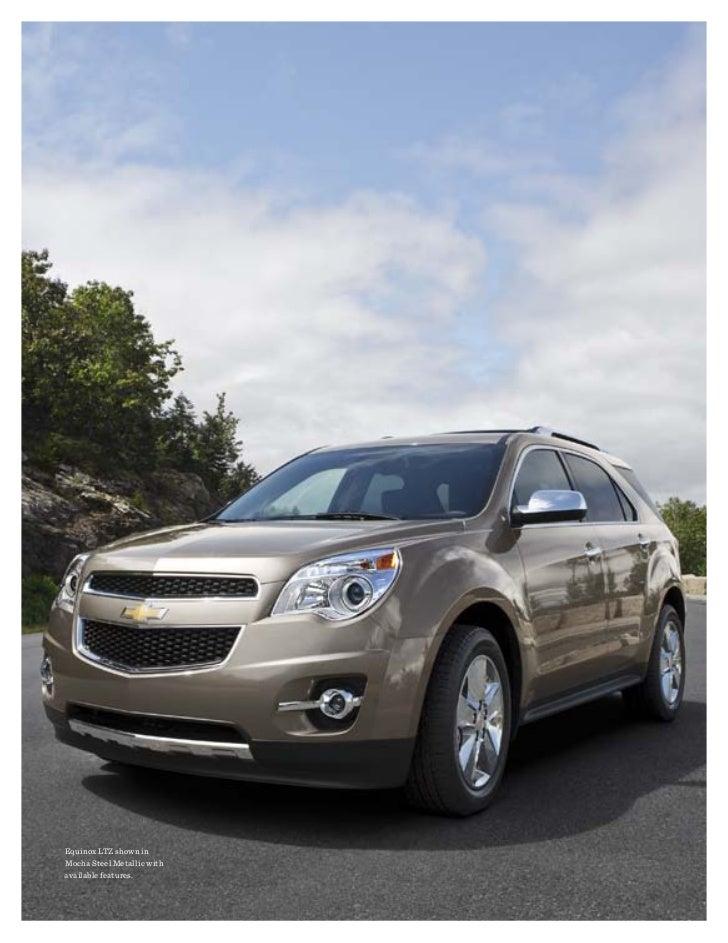 2012 Chevrolet Equinox For Sale MI | Chevrolet Dealer Upper Michigan Slide 3