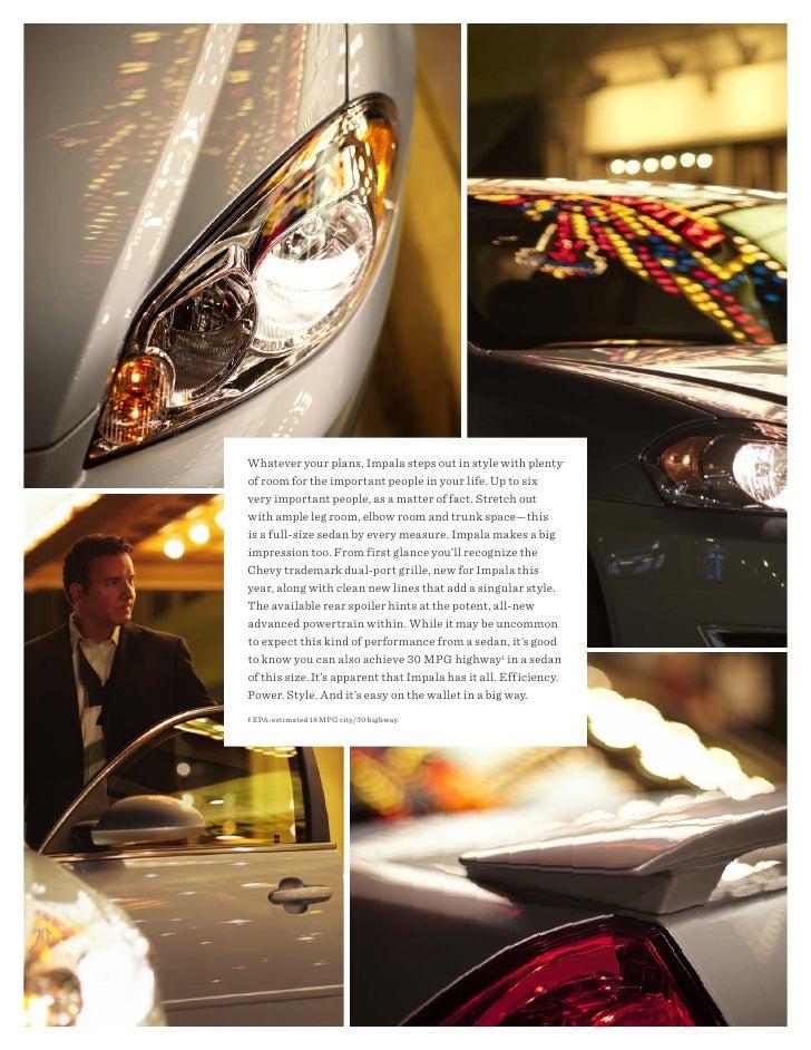 2012 Chevrolet Impala For Sale FL   Chevrolet Dealer In ...