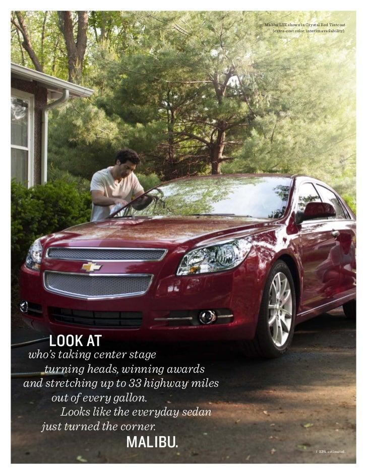 2012 Chevrolet Malibu For Sale MI | Chevrolet Dealer Upper Michigan Slide 2