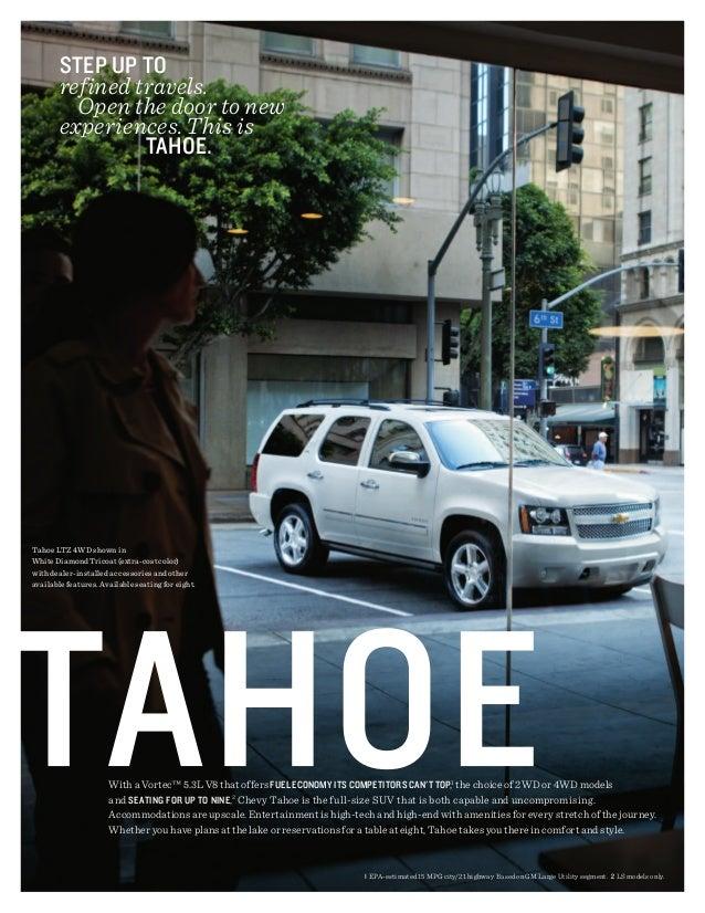2012 Chevrolet Tahoe For Sale KY | Chevrolet Dealer Near ...