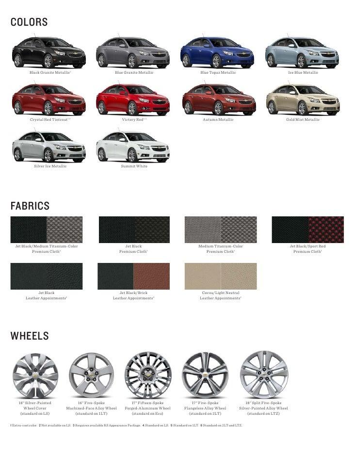 2012 Chevy Cruze For Sale In Sherman Tx Sherman