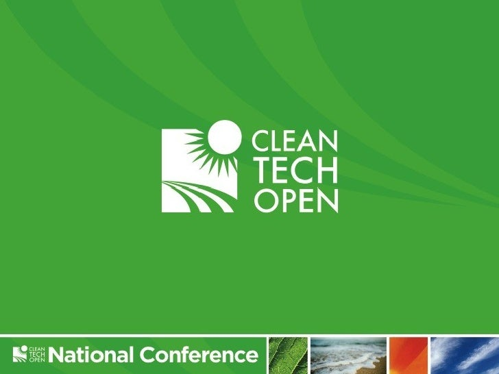 What is driving cleantech acceptance?  Entrepreneurs introducing new products          Governments backing cleantechConsum...