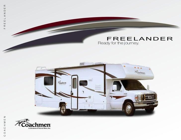 2012 coachmen freelander class c motorhome rh slideshare net