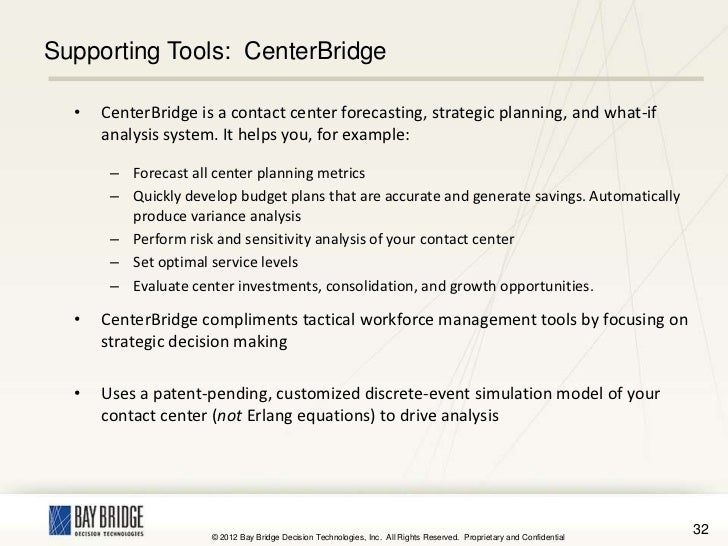 Contact Center Metrics, Contact Center Planning, and How our