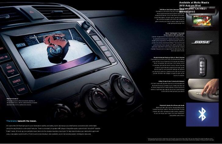 2012 Mazda Cx9 Roseville