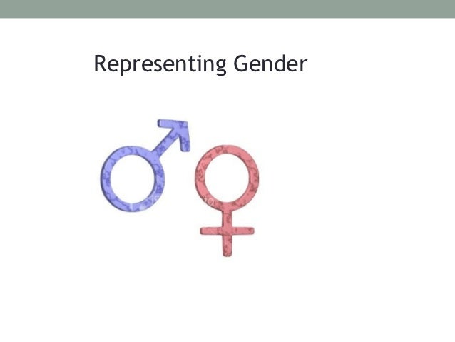 Representing Gender