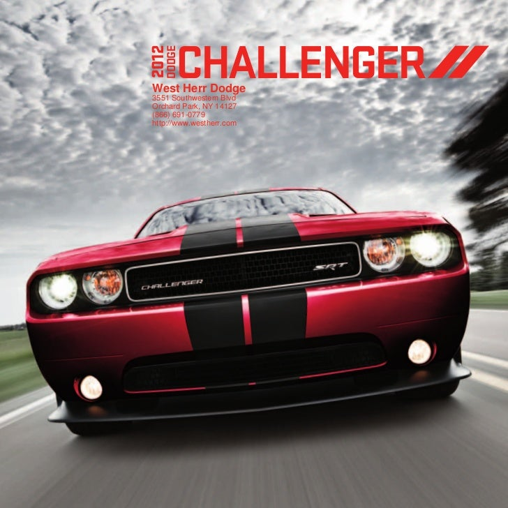2012 dodge challenger for sale ny dodge dealer near buffalo. Black Bedroom Furniture Sets. Home Design Ideas