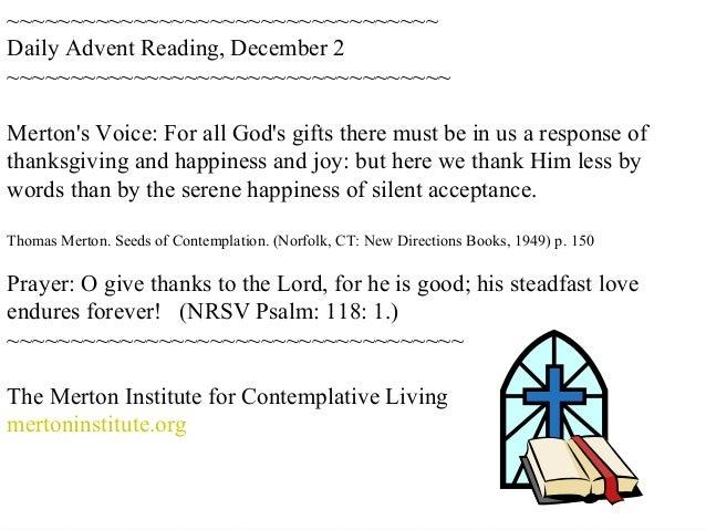 Kevin perrotta study on advent