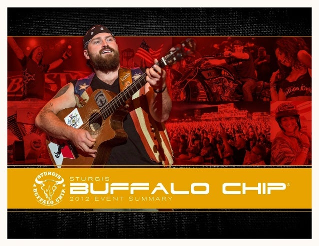T         he iconic experience brand of the rally,          the Sturgis Buffalo Chip®, celebrated its 31st consecutive yea...