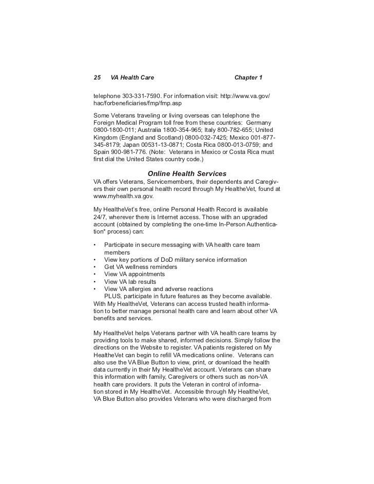 2012 federal benefitsebookfinal – Va Appeal Letter